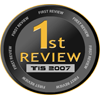 Awarded when user completes first review.
